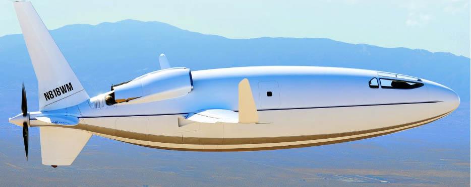 Сверхэкономичная Celera 500l от Otto Aviation